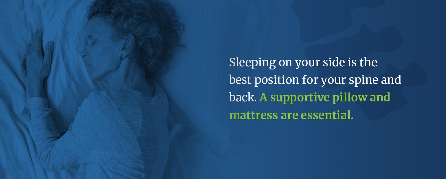 sleep on your side